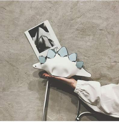 Messenger bandoulière bandoulière Sac Mignon blanc Avslappnad Bag Petit Couleur à Blanc sac Flap Bolsa Brochage Pnizun Sac Mini à Mode Dinosaur 6qp7fzw
