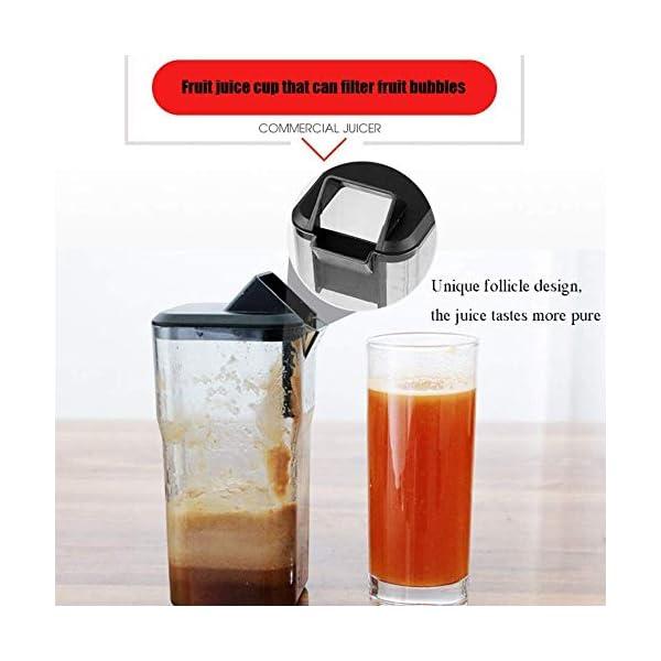 SMX Juicer Macchina con 5 Speed Control, Big Mouth Scivolo di Alimentazione, centrifuga, Facile da Pulire, Acciaio… 2 spesavip