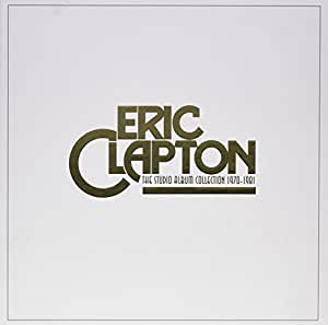 Eric Clapton: The Studio Album Collection 1970-1981 [9 LP Box Set]