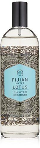 Sparkling Light Body Mist (The Body Shop Fijian Water Lotus Fragrance Mist, 3.3 Fluid Ounce)