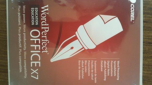 Corel Wpox7prefdvda Wordperfect Office X7 Pro En/Fr Educatio