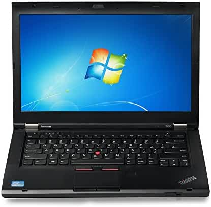 Lenovo Thinkpad T430 - Intel Core i5-3320M 2.6GHz, 4GB DDR3, New 120GB SSD, Windows 7 Professional 64-Bit, WiFi (Prepared by ReCircuit)