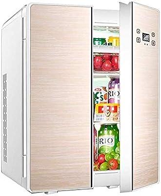 MUTANG Mini refrigerador portátil 25L Mini refrigerador 12V Coche ...