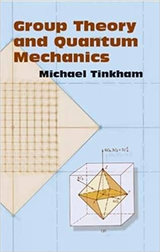 Group Theory and Quantum Mechanics (Dover Books on Chemistry
