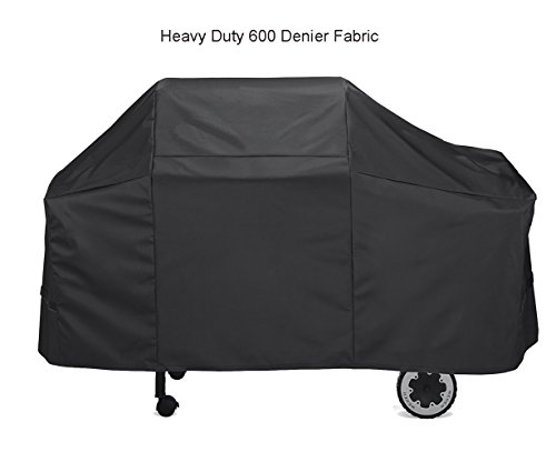 BBQ funland GC7552 Grill Cover for Weber Genesis Silver /...
