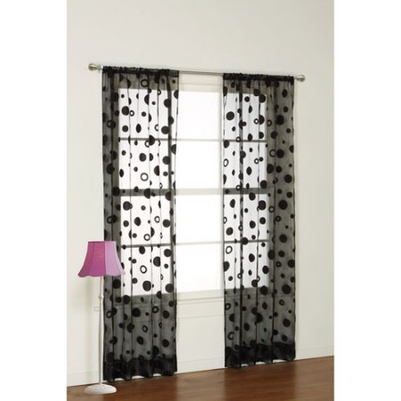 t sheer curtain panel ()