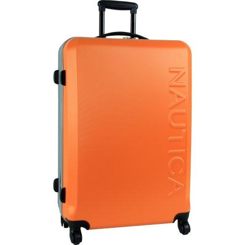 Nautica 3 Piece Hardside Spinner Luggage Set