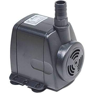 Nicepets – Bomba de Agua Sumergible de 1000 litros/Hora y 22W de Potencia para
