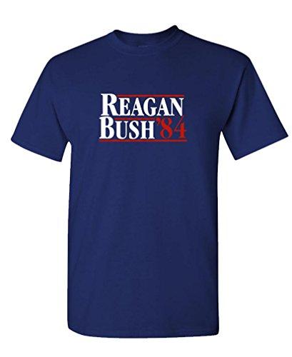 GOOZLER REAGAN BUSH Cotton T Shirt