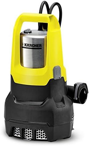 Karcher Sp7 Dirt Inox Pompe D Evacuation Eau Chargee Amazon Fr Bricolage