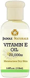 Naturals Vitamin E Oil 70,000 IU 3.8 FL.oz. 115ml