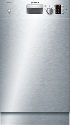 Bosch SPU50E95EU Serie 4 Unterbaugeschirrspüler / A+ / 220 kWh/Jahr / 9 MGD / edelstahl  / ActiveWater Technologie / Beladungs-Sensor