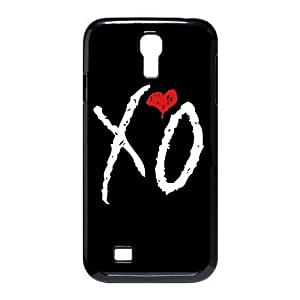 Customize The Weekend XO Back Cover Case for Samsung Galaxy S4 i9500