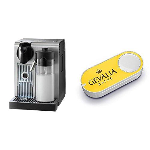 De'Longhi America EN750MB Nespresso Lattissima Pro Machine & Gevalia Dash Button (Delonghi Nespresso Pro Lattissima)