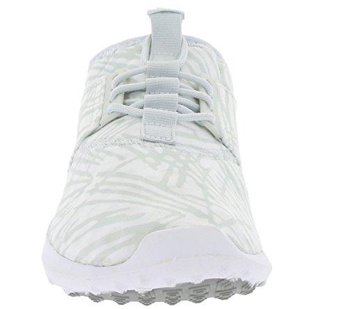 Grey cool Pure Juvenate white Wmns Bianco Grigio Nike Da Print Scarpe Fitness platino Donna Platinum 1HTxwq65OT