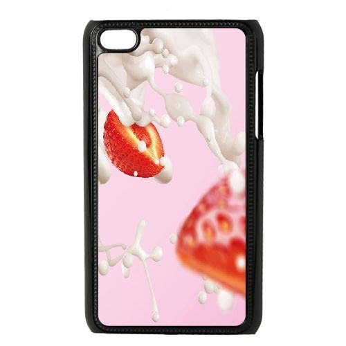 Ice Cream Personalized Cover Phone Case for iPod Touch - Cases Ice 4 Ipod Cream