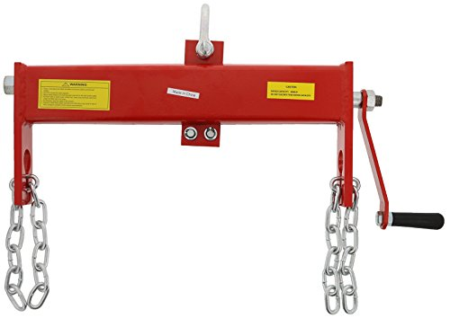 Heavy Duty Steel 2 Ton (4000 lb) Load Leveler for use with Engine Hoist/Crane