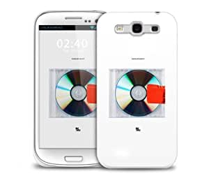 Yeezus Samsung Galaxy S3 GS3 protective phone case hjbrhga1544