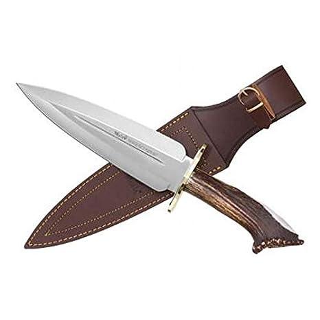 Muela Cuchillo SERREÑO-S hoja de acero MoVa de 22,5 cm y ...