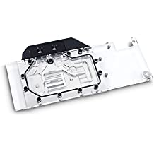 EK-FC Radeon Vega - Nickel Plated Copper Water Block with Plexi Top for multiple AMD Radeon Vega based graphics cards