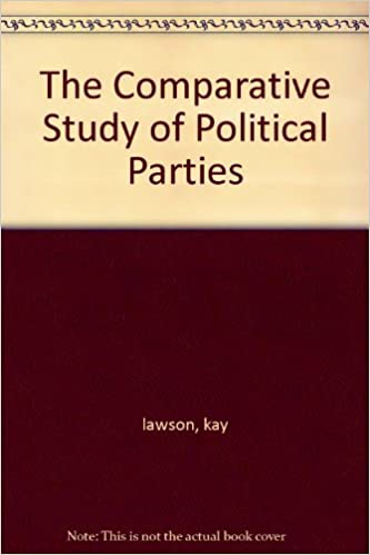 The Comparative Study of Political Parties