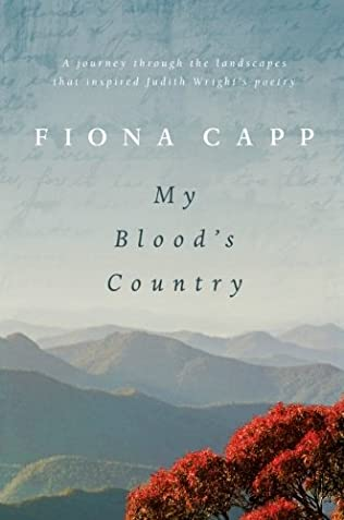 book cover of My Blood\'s Country