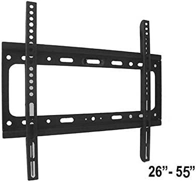 Fixed LCD Plasma LED Bracket Mount 26 quot; to 55 quot; TV Wall   Ceiling Mounts