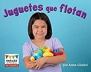 Juguetes que flotan (Engage Literacy en español Magenta) (Spanish Edition)