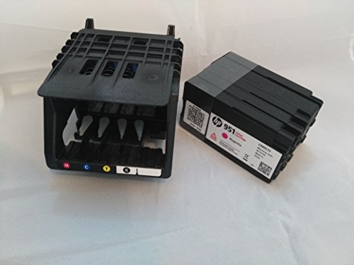 Hp 950 Printhead with Set up Cartridge for HP OfficeJet Pro 8100 8600 8610 8620 8630 8625 8635 8640 Printer