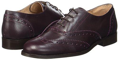 Red L Joy 194 194 Burgundy Boots The Women's Shoe Burgundy Bear xYaqwfSap