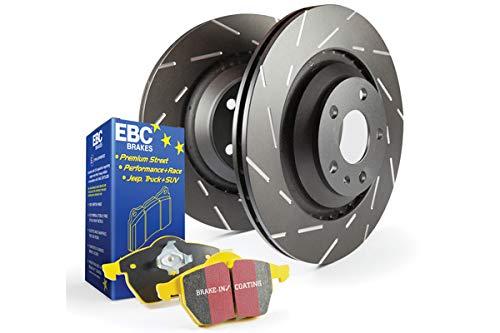 - EBC Brakes S9KF1050 S9 Kits Yellowstuff and USR Rotors Incl. Rotors and Pads Front Rotor Dia. 13.8 in. S9 Kits Yellowstuff and USR Rotors