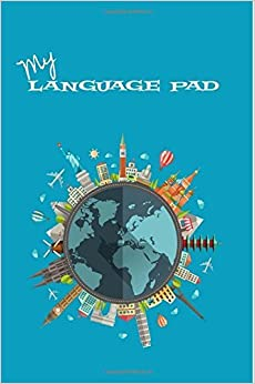 Book My Language Pad: Keep Track Of Your Language Progress by Jacqueline Stucki (2016-06-14)