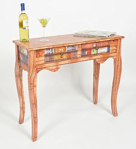 ts-ideen Consola mesa escritorio aparador cómoda diseño de libro ...