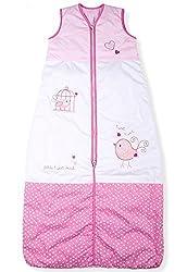 Mr. Sandman Tweet Baby/Toddler sleeping bag Lightweight 0.5 Tog, Size 3: 12-36 Months