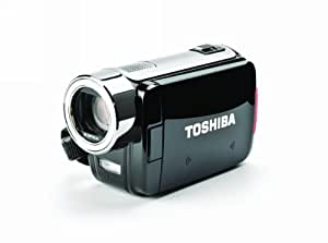 Toshiba Camileo H30 Full HD Camcorder - Silver/Black (Discontinued by Manufacturer)
