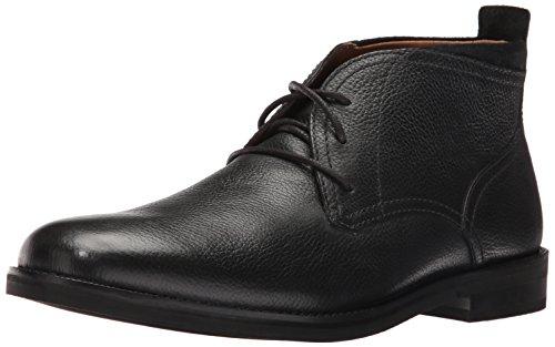 - Cole Haan Men's Ogden Stitch Chukka II Boot, Black Tumble 12 Medium US