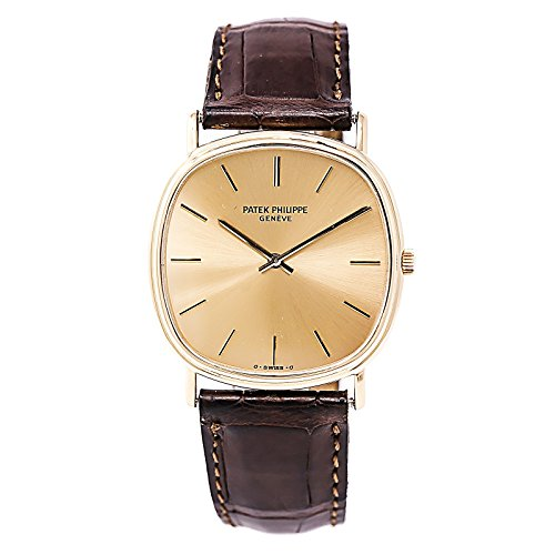 Patek Philippe Geneve Automatic-self-Wind Male Watch 3544 (Certified Pre-Owned)