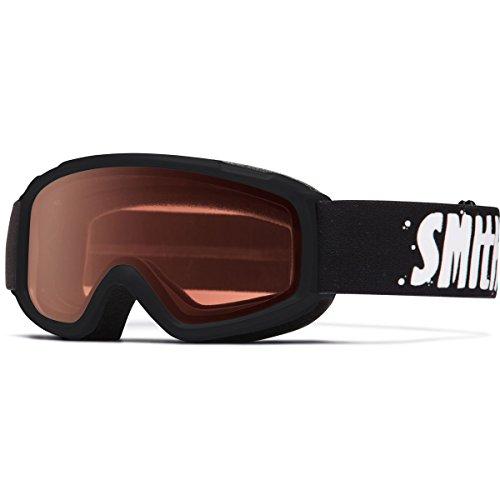 Smith Optics Sidekick Youth Junior Series Ski Snowmobile Goggles Eyewear - Black / RC36 / Small