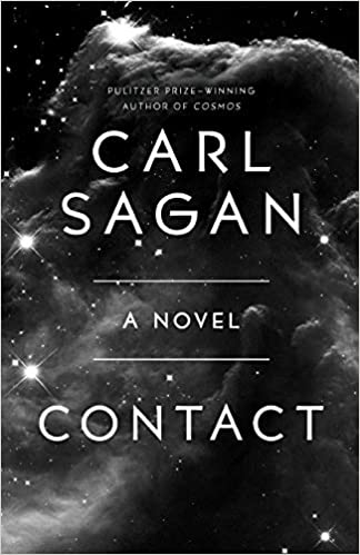 Amazon.com: Contact: A Novel (9781501197987): Sagan, Carl: Books
