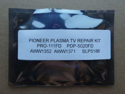 Pioneer Plasma TV PRO-111FD,PRO-151FD,PDP-5020FD,PDP-6020FD Repair kit aww1352