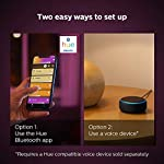 Philips Hue Bluetooth Smart Lightstrip Plus 2m/6ft Base Kit with Plug, (Voice Compatible with Amazon Alexa, Apple… 13
