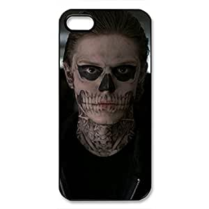 Stunning Image Design with American Horror Story Ultra Printed Hard Plastic case Snap-on cover for iphone 5 iPhone 5s - Designed by Windy City Accessories