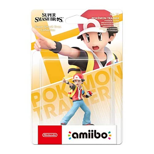 Amiibo Pokemon Trainer (Nintendo Switch)