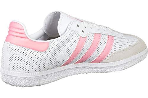 Schoen Samba Og Roze Wit J W Adidas Ix7q8p17