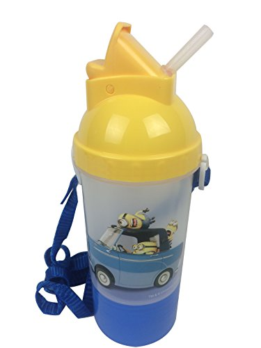 Minions Despicable Me Sippy (Despicable Me Cups)