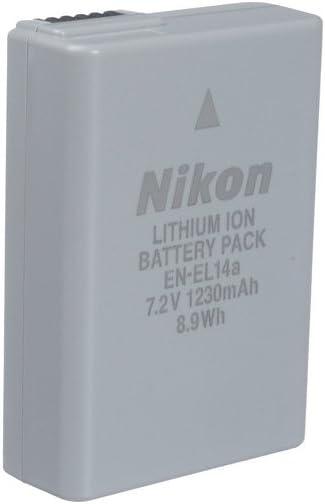 Nikon EN-EL14A Battery Bulk