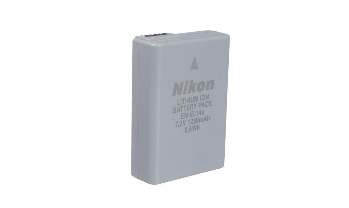Nikon EN-EL14A Battery (Bulk)