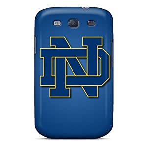 New Cute Funny Notre Dame Fighting Irish Case Cover/ Galaxy S3 Cases Covers