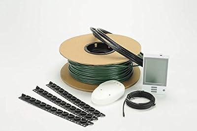 Warm All Premium Electric Tile & Wood Floor Heating Radiant 120V - 15 Sq/Ft.