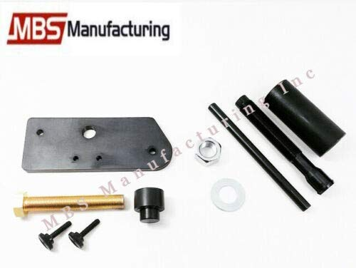 MBS Mfg Harley Davidson Evolution Inner Cam Bearing Installer, Puller, and B138 Bearing EVO